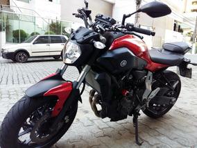 Vendo Ou Troco Yamaha Mt 07 Só 7200 Km Rodados