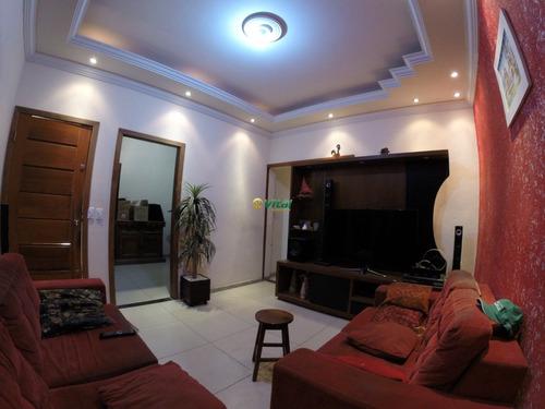 Casa Com 4 Quartos Para Comprar No São Paulo Em Belo Horizonte/mg - Vit4938