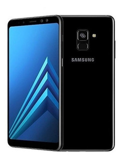 Samsung Galaxy A8 2018 A530f/ds 64gb Dual Preto Original