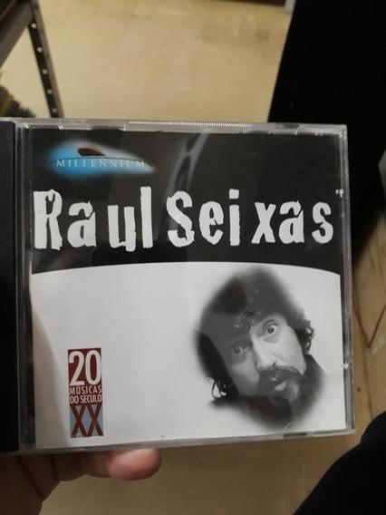 Cd Raul Seixas Millenium