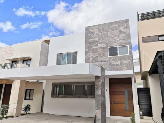 Casa En Venta En Residencial Aqua Cancun Q. Roo