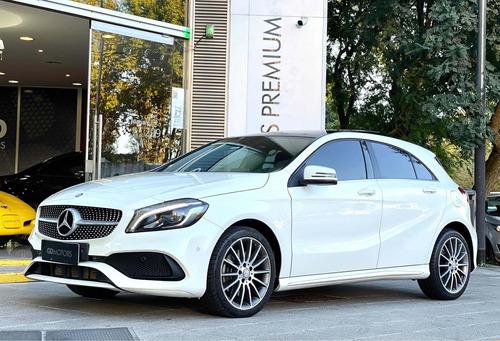 Gd Motors Mercedes Benz A250 2017 Blanco 34900 Km Unico Dueñ