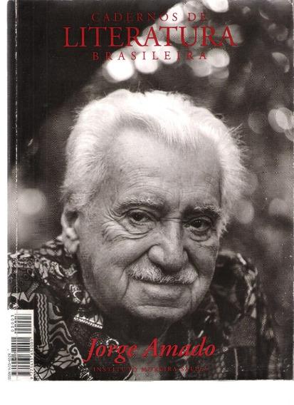 Cadernos De Literatura Brasileira - Jorge Amado 590