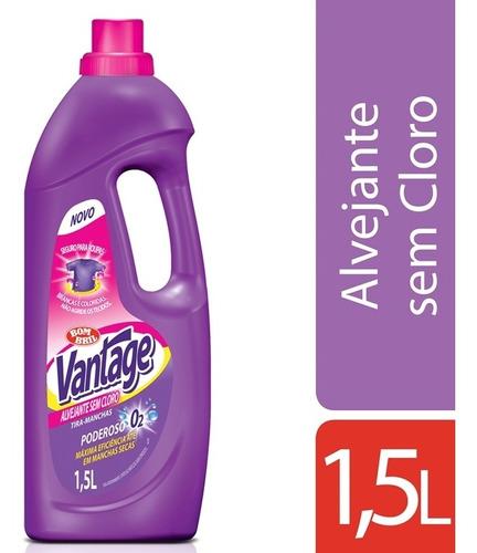 Vantage Alvejante Sem Cloro 1,5l