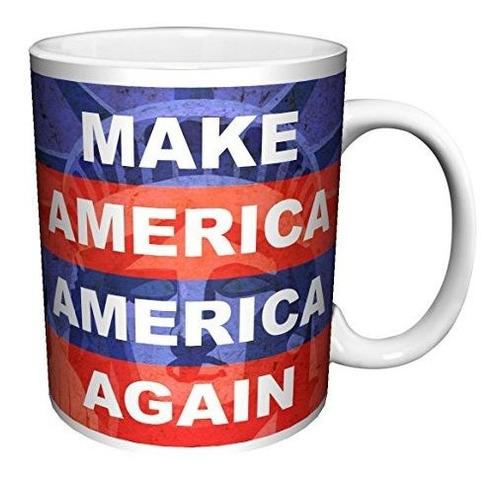 Make America America De Nuevo Politico Protest Novedad De C