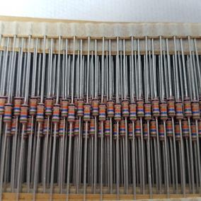 Lote 500 Resistor De Carbono 56k 1/2w 5%
