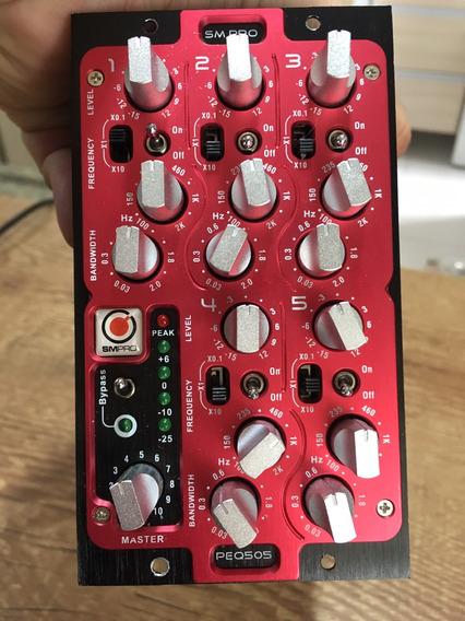 Equalizador Para Lunchbox Sm Pro Peq505
