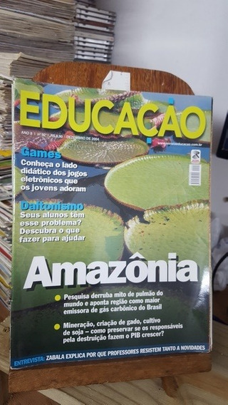 Revista Educação 92 - Amazônia - Segmento Editora