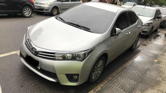 Toyota Corolla 2016 2.0 16v Altis Flex Multi-drive S 4p