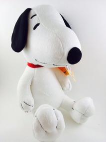 Pelúcia Snoopy Do Desenho Peanuts 20cms Da Long Jump
