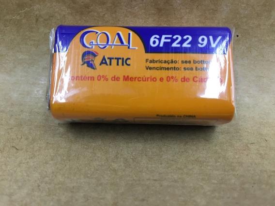 Pacote Com 12 Baterias De 9 Volts