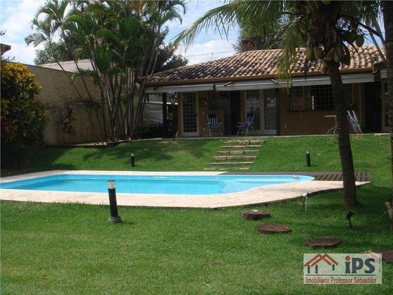 Casa Residencial À Venda, Cidade Universitária, Campinas. - Ca0637