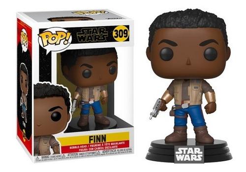Funko Pop Star Wars Finn 309 Original Nuevo Vdgmrs