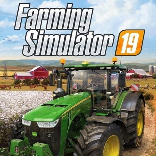 Farming Simulator 19-pc-dvd(midia Fisica)