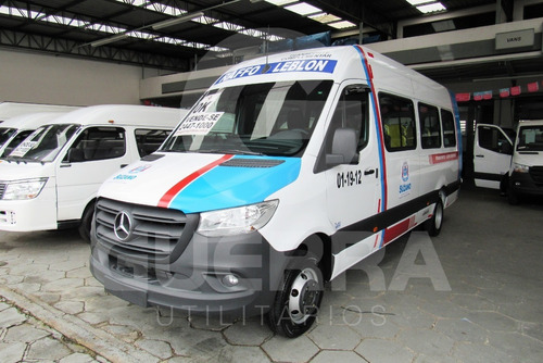 Mercedes-benz Sprinter 516 Big 2021/2022 16 Lugares Suzano