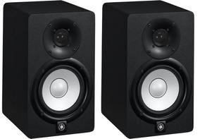 Monitor Ativo Yamaha Estúdio Hs7 190w - 110v (par)