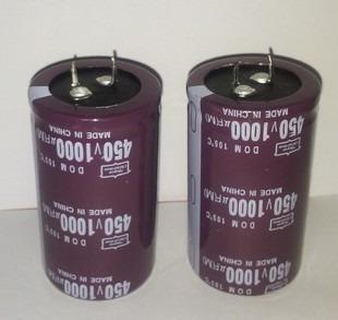 Capacitor Eletrolítico 1000uf 450v 105°