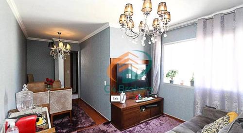 Apartamento Com 2 Dormitórios À Venda, 55 M² Por R$ 345.000,00 - Chácara Santo Antônio (zona Leste) - São Paulo/sp - Ap3937