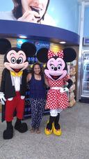 Show Alquiler Animación Mickey, Minnie, Hulk Capitan America