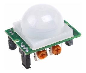 Sensor De Presença Infravermelho Pir Hc-sr501 Para Arduino