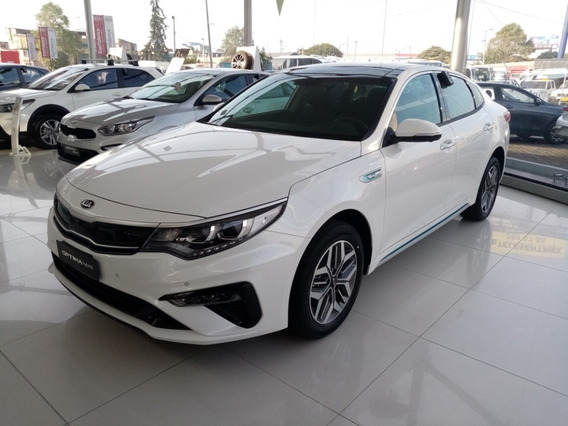 Nuevo Kia Optima Hibrido, 0km 2020