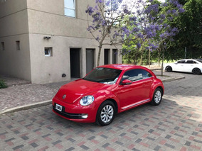 Volkswagen The Beetle 1.4t Dsg Con Levas Al Volante