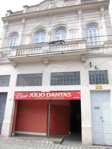 Sobreloja Com 0 Dorm, Centro, Santos, Cod: 197 - A197