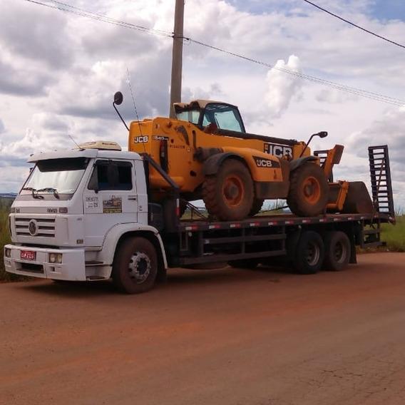 Vw 23210 Truck Prancha Com Rampa