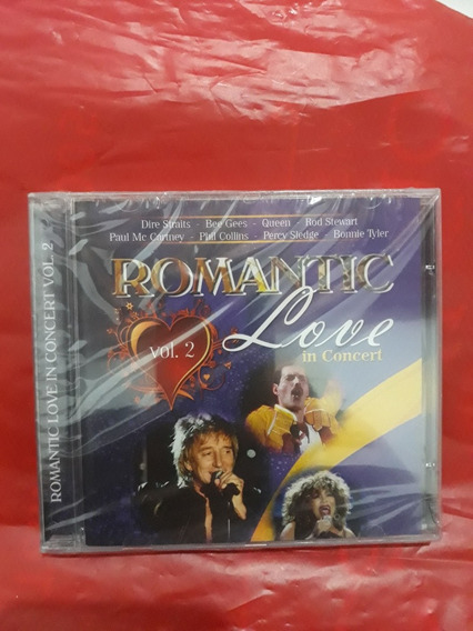 Cd Novo, Romantic Love (in Concert Vol 2)