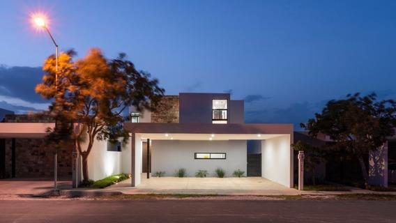 Casa Nueva En Venta En Privada Amidanah, Modelo A, Temozón Norte, Mérida Norte