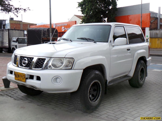 Nissan Patrol Gx