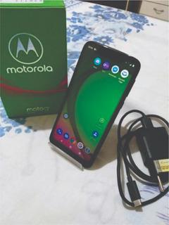 Smartphone Motorola G7 Play Pra Vender Logo!!!!