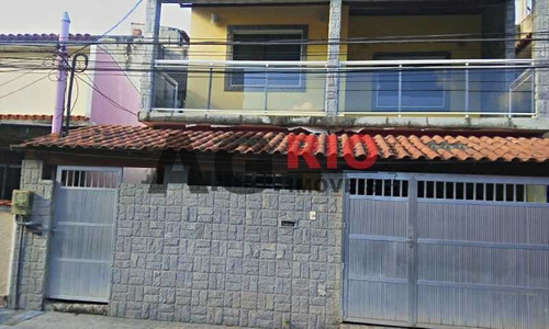 Casa Em Condomínio-à Venda-realengo-rio De Janeiro - Vvcn20026