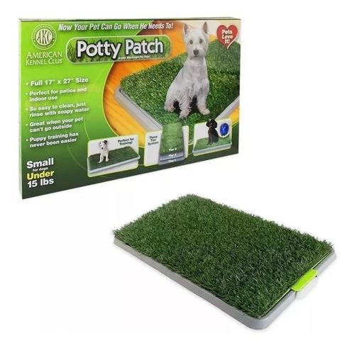 Baño Para Perros Gatos Ecológico Pet Potty Grande 43x68,5 Cm