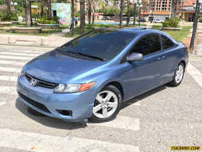 Honda Civic Coupe Lujo Ex Vtec 142 Hp