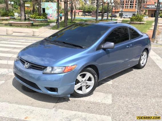 Honda Civic Coupe Lujo Ex Vtec 142 Hp