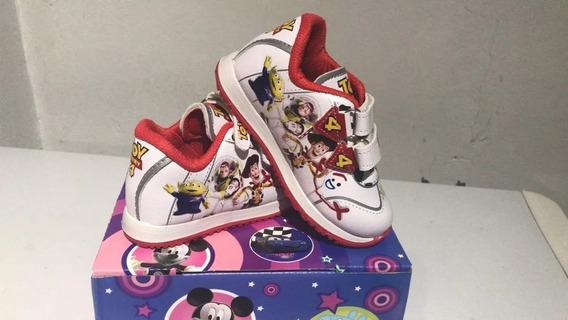 Zapatillas Niños Y Bebes, Personajes, Toy Story, 21 Al 26