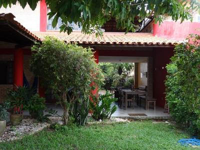 Excelente Casa Duplex, Com 6 Suítes, Em Condomínio Na Sapiranga - Ca0953