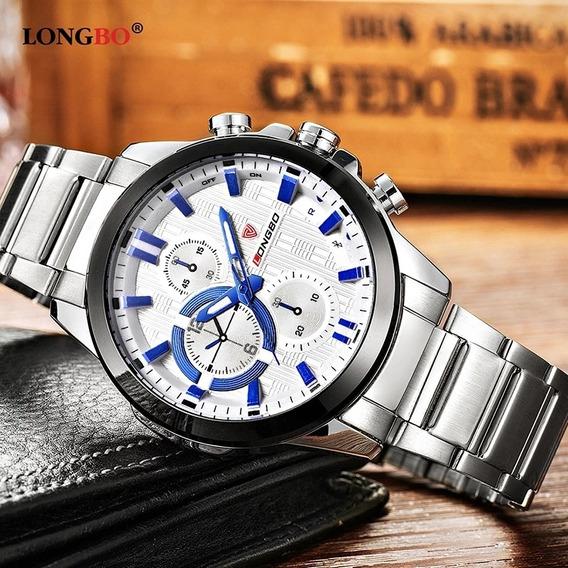 Relógio Longbo 80225