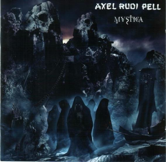 Axel Rudi Pell Mystica Cd Nac