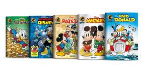 Combo 5 Edições Disney 2019 Nº 0 Lançamento Culturama