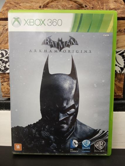 Batman Arkham Origins Xbox 360 E Xbox One