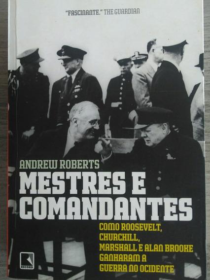 Mestres E Comandantes