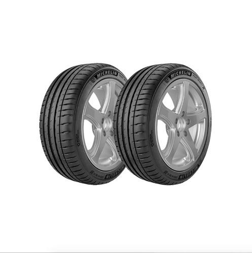 Imagen 1 de 5 de Kit 2 Neumáticos Michelin 245/45zr20 (103y) Pilot Sport 4