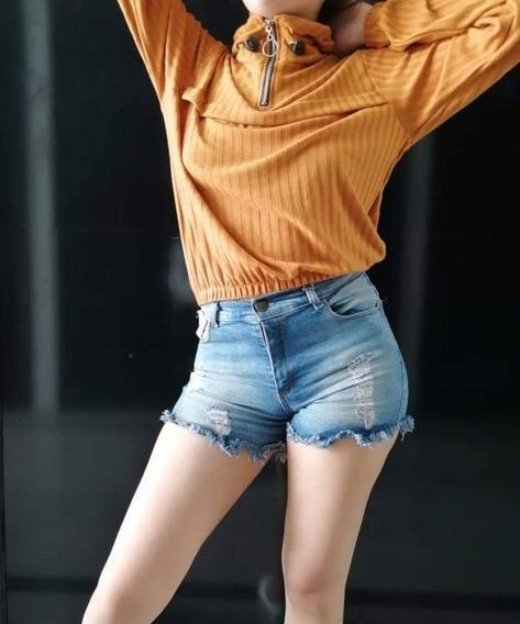 Buzo Hoodies Mujer Capucha Morley Colores Premium Moda