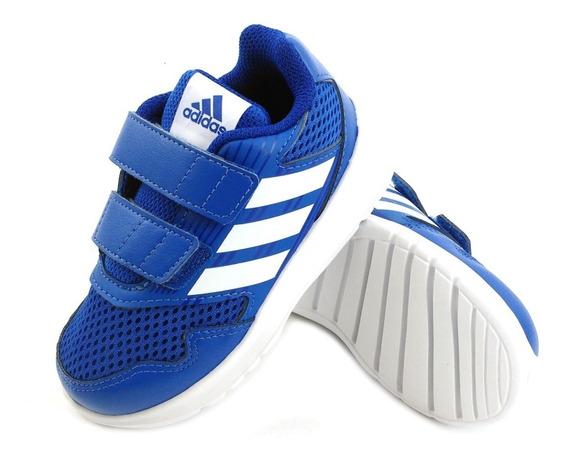 Zapatillas adidas Altarun Inf Azul Blanca Urbana Empo2000