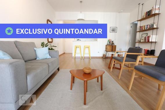Apartamento No 11º Andar Com 2 Dormitórios E 2 Garagens - Id: 892975004 - 275004
