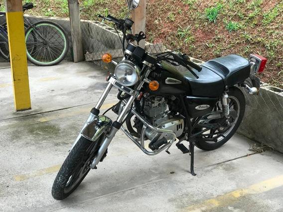 Suzuki Intruder 125 - 2011