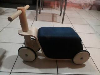 Triciclo Gastón Marca Roda