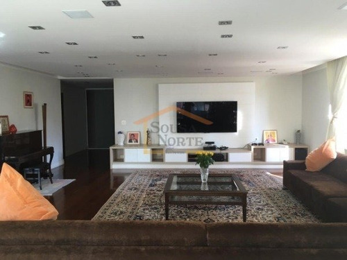 Apartamento, Venda, Higienopolis, Sao Paulo - 11597 - V-11597